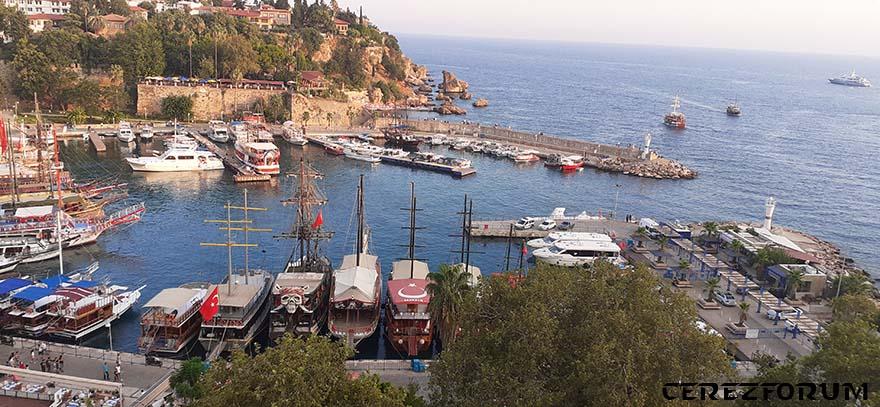 Antalya Kaleçi eski Antalya resimleri