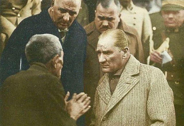 Atatürk ve vatandaş