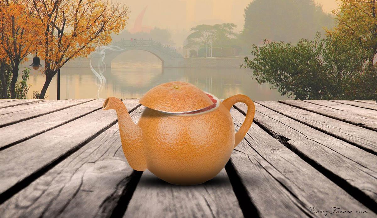Çaydanlık - Greyfurt