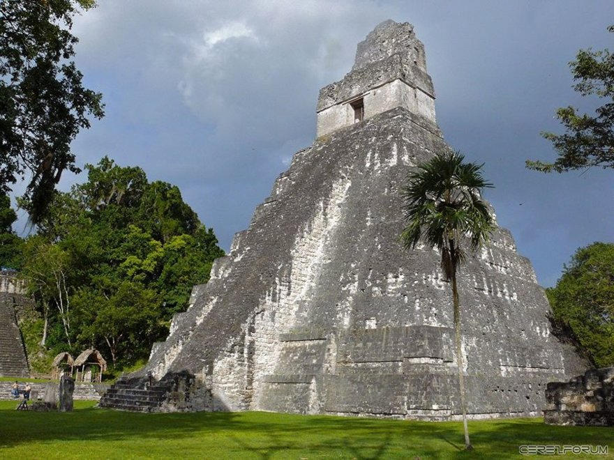 Büyük Jaguar tapınağı
