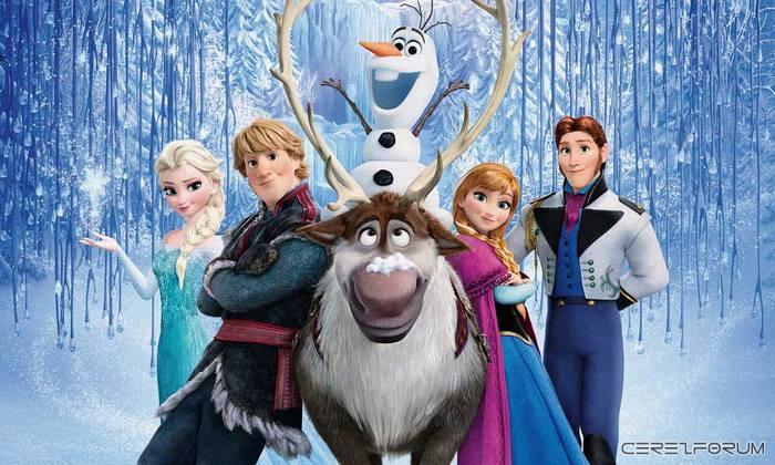 Karlar Ülkesi (Frozen)