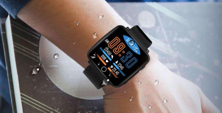 Lenova yeni akıllı saat