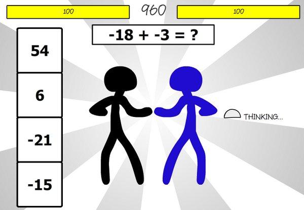 Matematik dövüşü