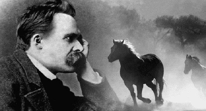 Nietzsche ve at
