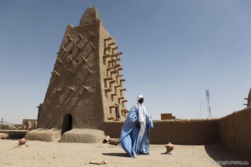 Timbuktu antik kenti